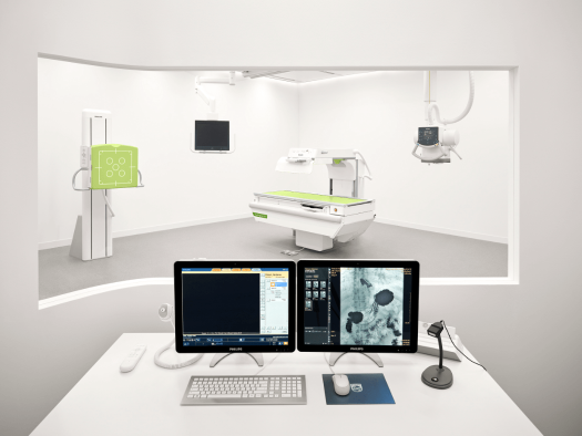 CVMC Gets a New ProxiDiagnost N90
